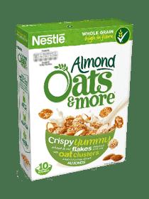 Almond oats